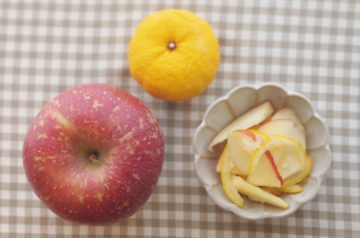 ゆずりんご